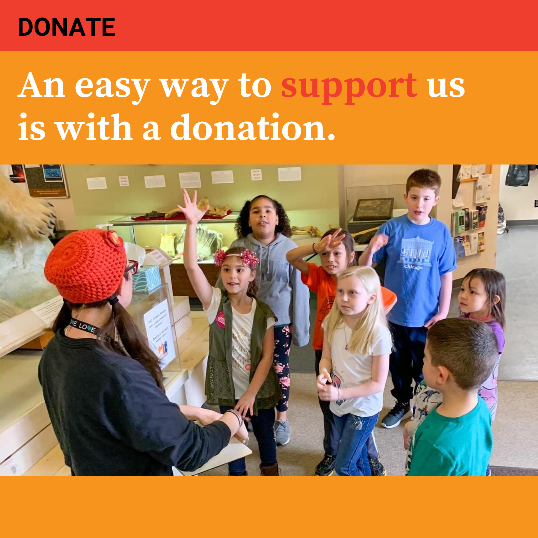 An easy way to support us is with a donation. Click here for the donation page.